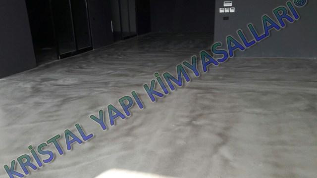 Mikro beton zemin kaplama Bursa