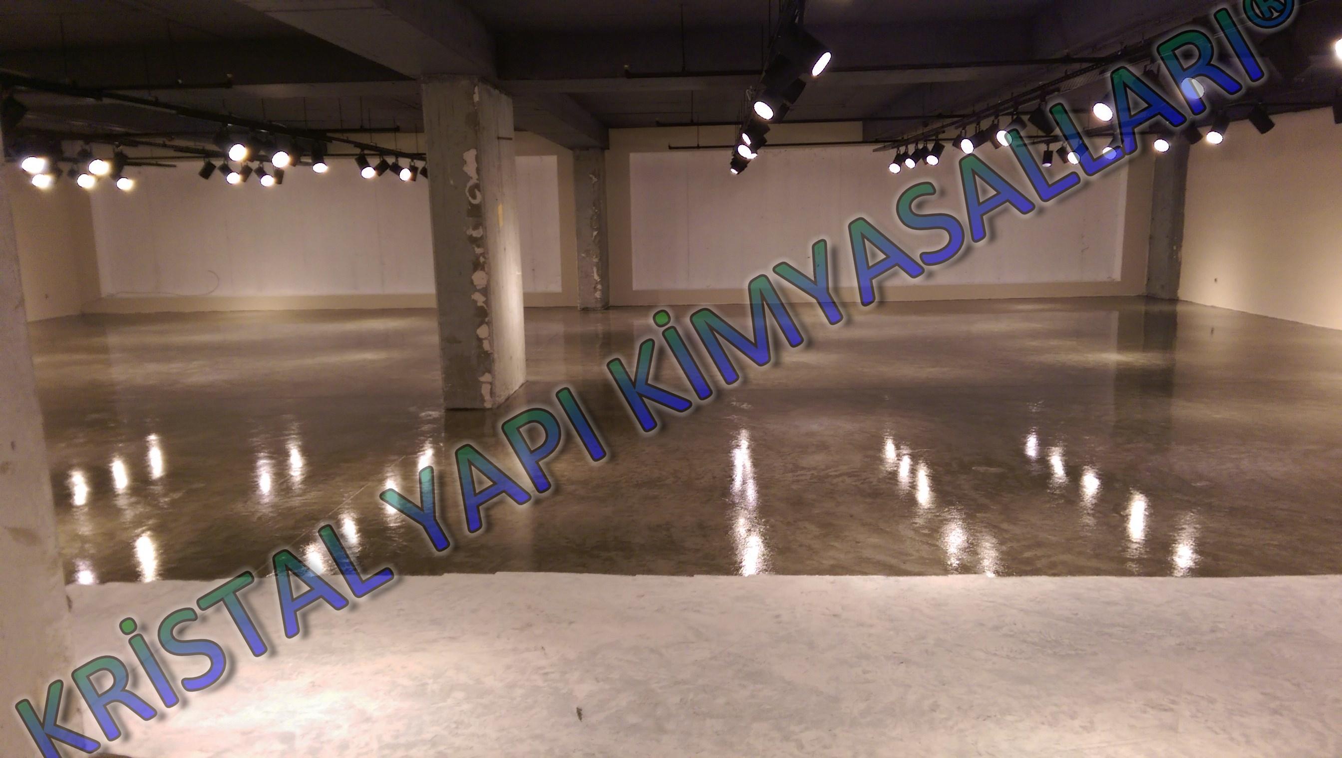 Beton silim cila uygulaması İstanbul