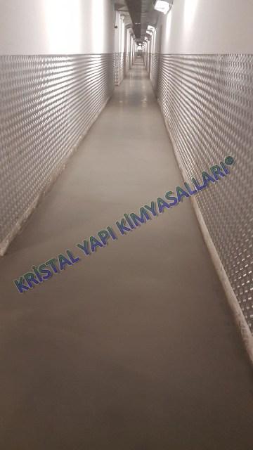 Mikro beton uygulaması Trabzon Forum Avm